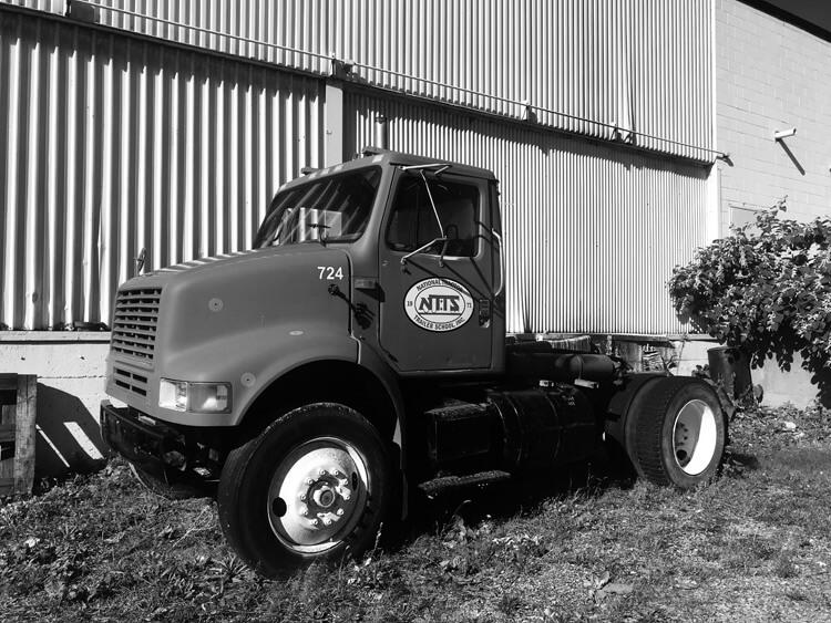 1972 NTTS Truck