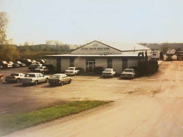 1984 NTTS Faclity image for timeline