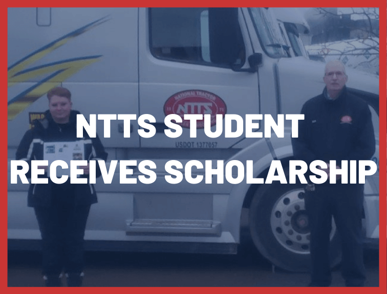 ntts student darcy crofts with instructor